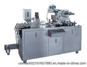 Dpb-80 Samll Flat-Plate Automatic Blister Packing Machine