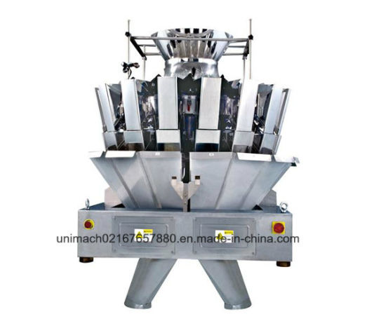 Multiheads Weigher for Candy, Seed, Pistachio Nuts (DWC-16)