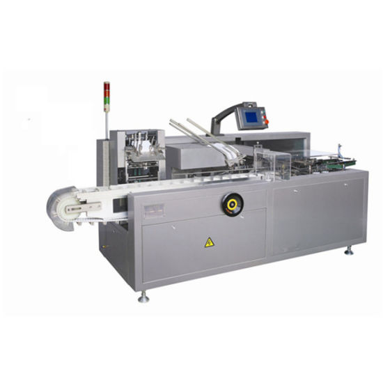Automatic High Speed Translucent Film Packing Cartoning Machine