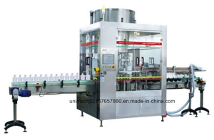 Full Automatic Pump Capping Machine for Daily Chemical Products