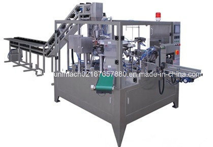 Bone Soup Filling Mixed Packing Machine