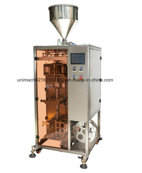 Cosmetic Sachet Packaging Machine (ZS-130)