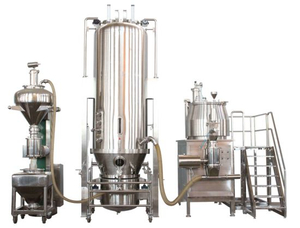 Wet Type Mixing Granulator for Pharmaceutical Machinery