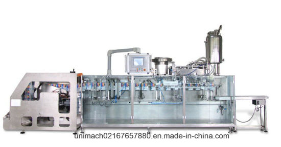 Horizontal Form Fill and Seal Machine
