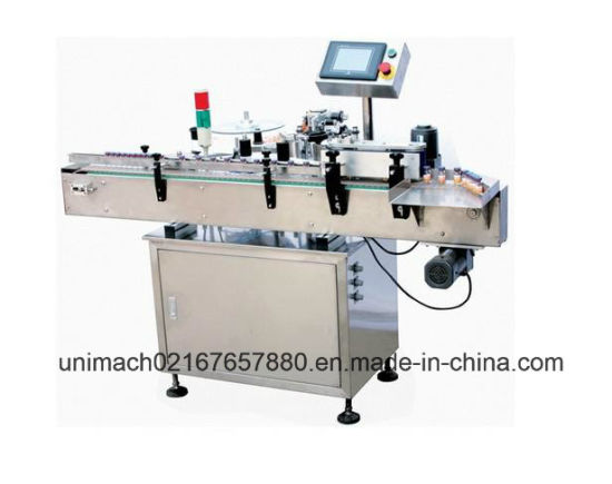 Round Bottle Self Adhesive Labeler (LTB-A)