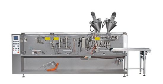 Horizontal Automatic Packing Machine (flat or doy pack pouch) (ZS-140S)
