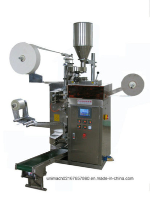 Zr-169 Automatic Tea-Bag Inner and Outer Bag Packing Machine