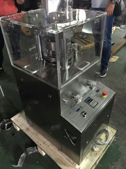Zp9 Economical and Practical Enhenced Type Rotary Tablet Press