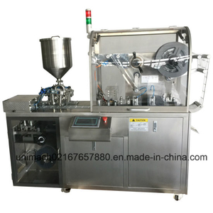 Dpp-150f Liquid Blister Packaging Machine
