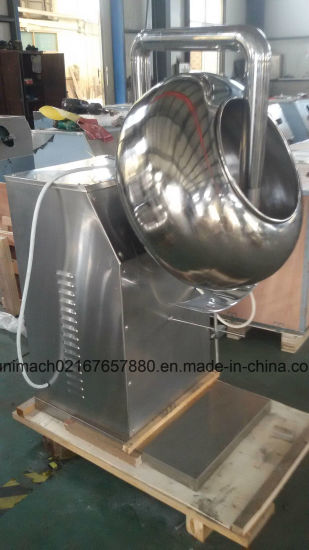 Byca-1500 Water Chestnut Simplified Coating Machine