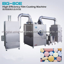 High Efficiency Film Coating Machine