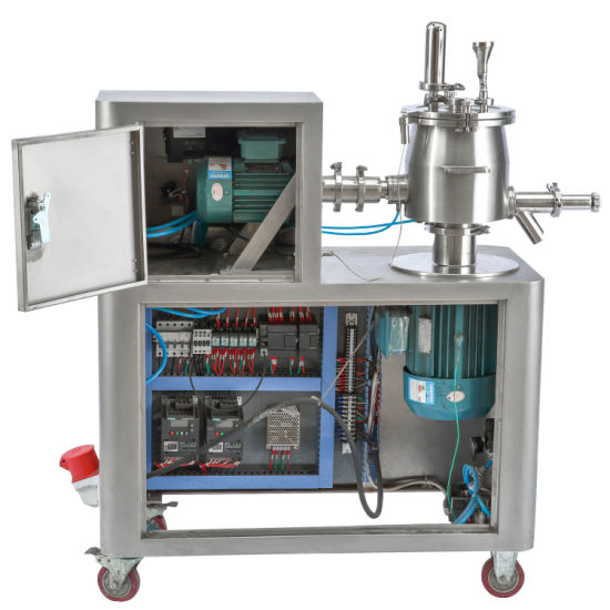 High Speed Granulator Mixing Machine