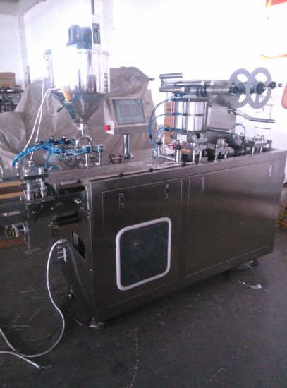 Dpb-140 Automatic Liquid Blister Packing Machine