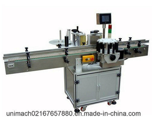 Double Sided Glass Bottle Labeling Machine