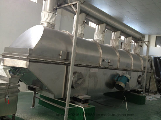Vibrating Fluid Bed Dryer (ZLG7.5X0.75)