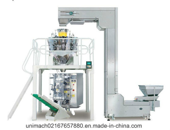Fully-Automatic Weighting Packing Machine
