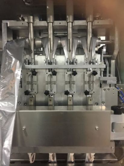 Dxdf450 Multi-Lanes Powder Stick Packing Machine