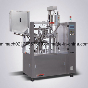 Automatic Tube Filling and Sealing Machine (NF-30)