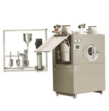 Tablet Coating Machine with Cip Cleaning System