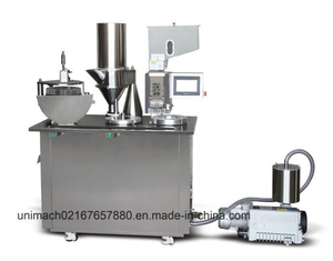 Semi-Automatic Capsule Seling Filling Machine Equipment