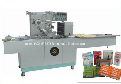 Automatic Cellophane Wrapping Packing Machine