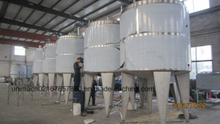 8000L Stainless Steel Reactor/Fermentator Tanks (RQF-8)