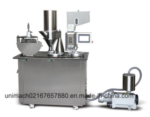 Cgn-208d Good Quality Semi-Automatic Capsule Filler