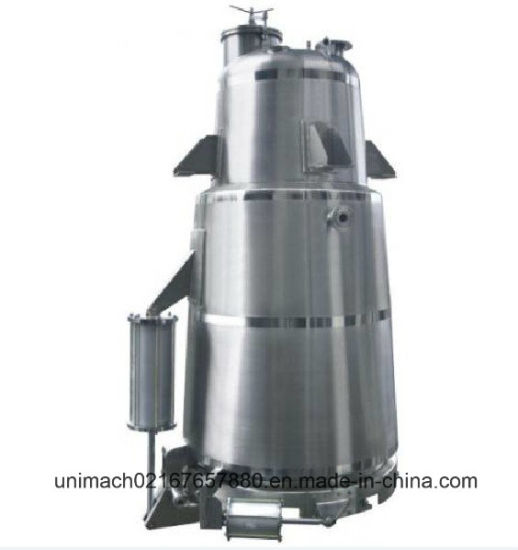Tq-D Series Inverted Cone Herb Extractor