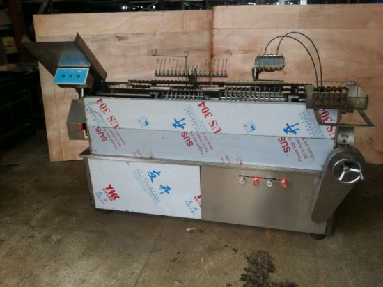 Ampoule Filling Sealing Machine (AAG-2)