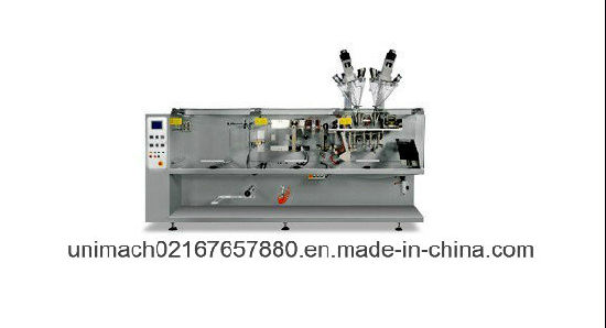 Hffs Twin Sachet Packing Machine
