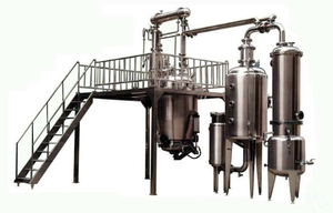 Tq Thermal Refluence Distillation Concentrator