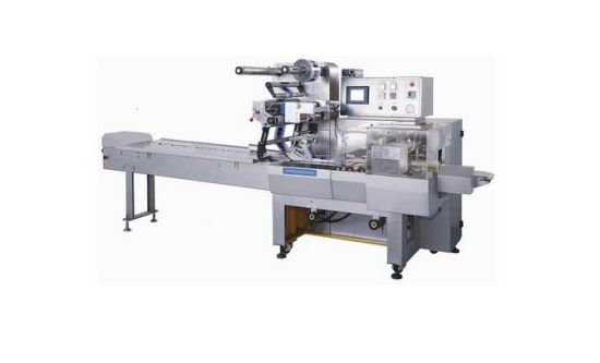 Hot Sale Pillow Wrapping Packing Machine