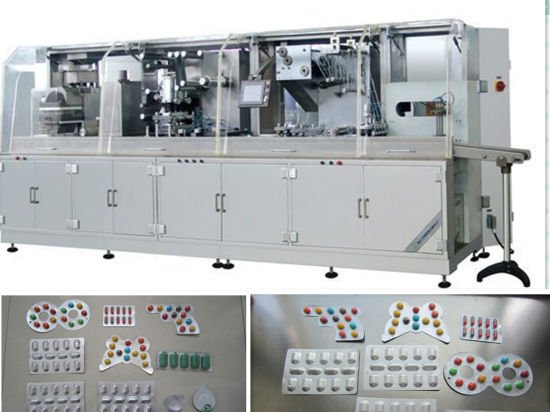 Multi-Function Alu / PVC Blister Packing Machine