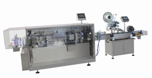 Plastic Ampoule Filling Sealing Machine