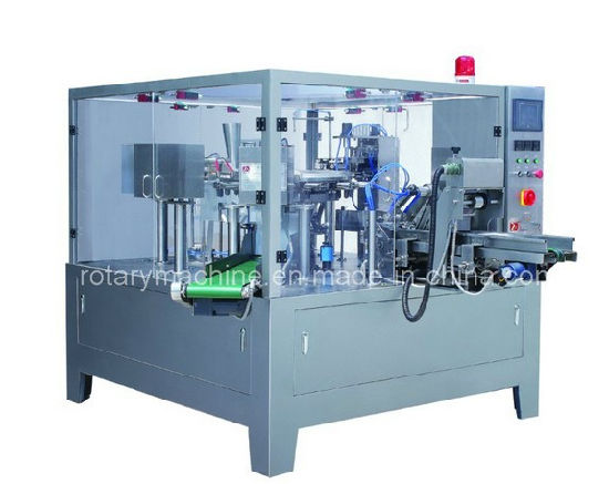 Rotary Packing Machine (zip pouch&doypack)