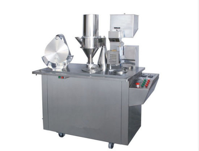 Semi-Automatic Capsule Filling Machine (CGN-208)