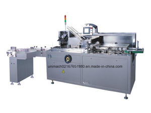 Automatic Bottle Packing Cartoning Machine
