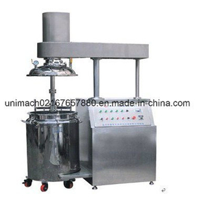 High Speed Vacuum Homogenizer Emulsifier Mixer