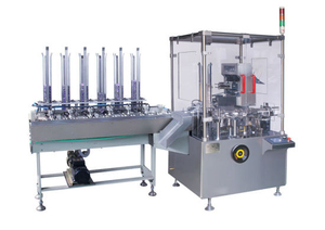 Jdz-120d Automatic Cartoning Machine
