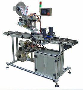 Automatic Top Plane Labeling Machine