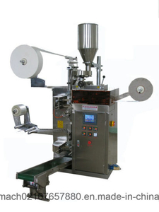 Automatic Tea Bag Inner and Outer Packing Machine
