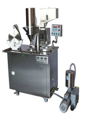 New Semi Automatic Capsule Filler Machine