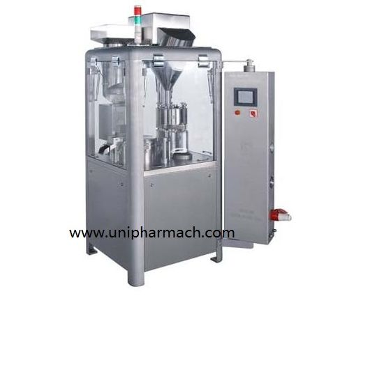 Automatic Capsule Filling Machine with Vacuum Loader