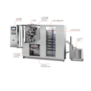 NSF-800 Hard Liquid Capsule Sealing Machine