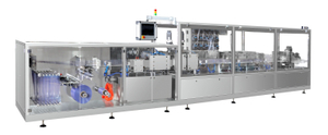 Automatic Liquid formed filling sealing Machine