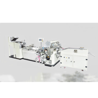 Fully automatic integrated sugar packaging machine