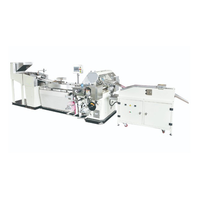 Fully automatic integrated tablet sugar packaging machine